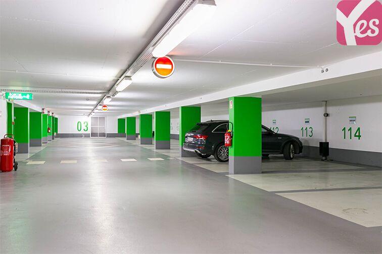 Parking Boulevard des Italiens - Paris 9 24/24 7/7