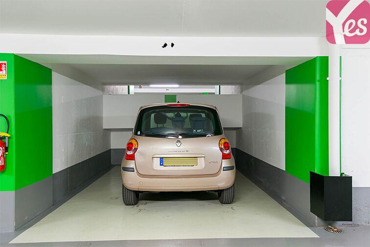 Parking Boulevard des Italiens - Paris 9 avis