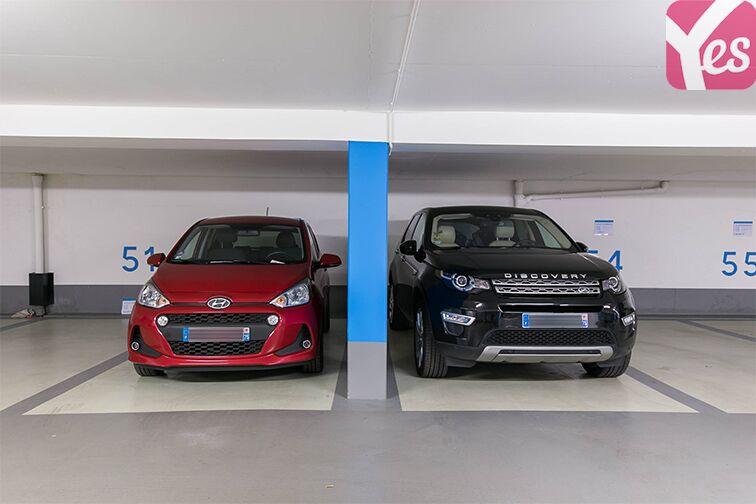 Parking Boulevard des Italiens - Paris 9 en location