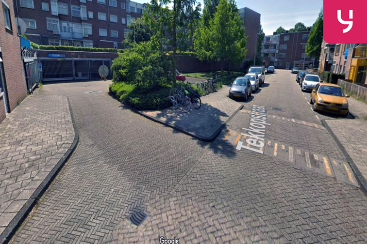 Parking Amsterdam - Zuidoost cctv
