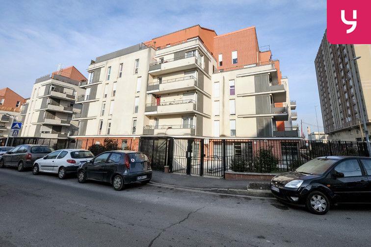 Parking Centre-Ville - Roussillon - Neuilly-Sur-Marne (place moto) location mensuelle