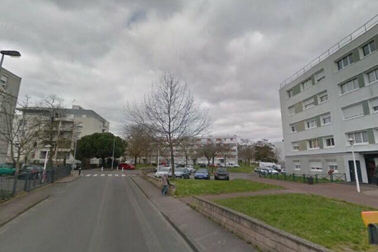 Parking Maison de quartier de la Bottière - Nantes caméra