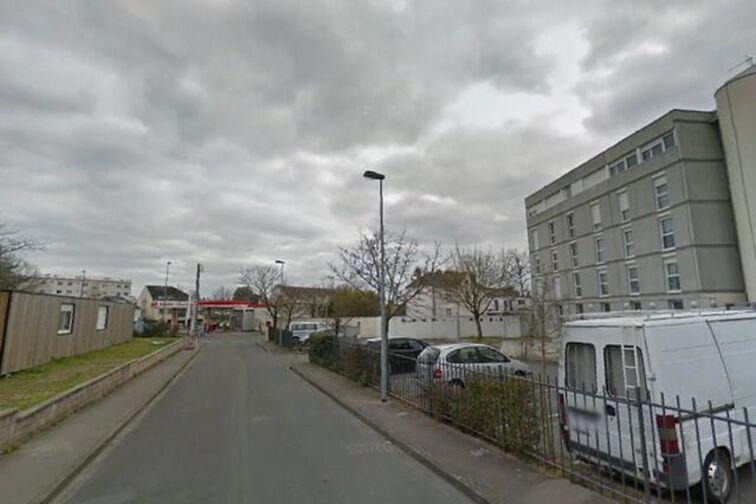 Parking Maison de quartier de la Bottière - Nantes sécurisé