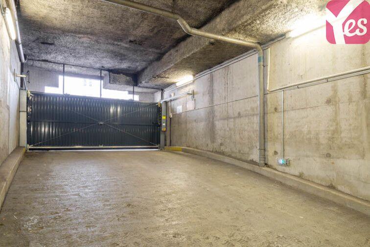 Parking Métro Hoche - Pantin à louer