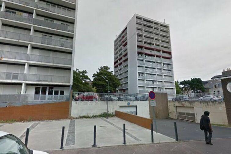Parking Ecole Publique Elementaire Gustave Roch - Nantes caméra