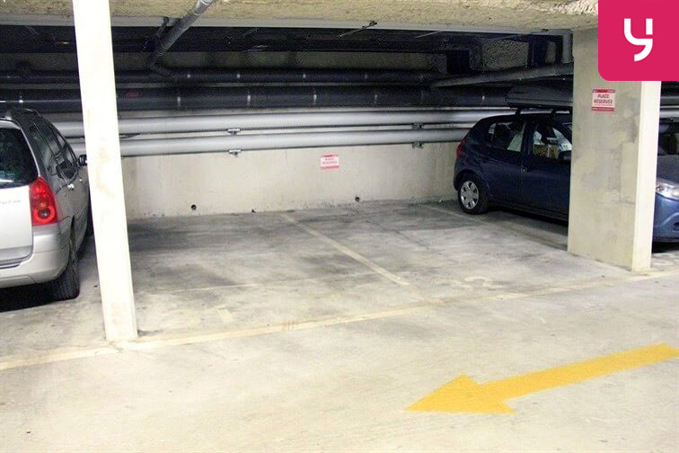 location parking Centre Bourg - Caluire et Cuire