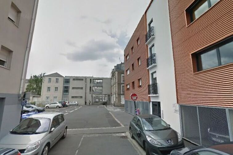 location parking Collège Aristide Briand - Nantes