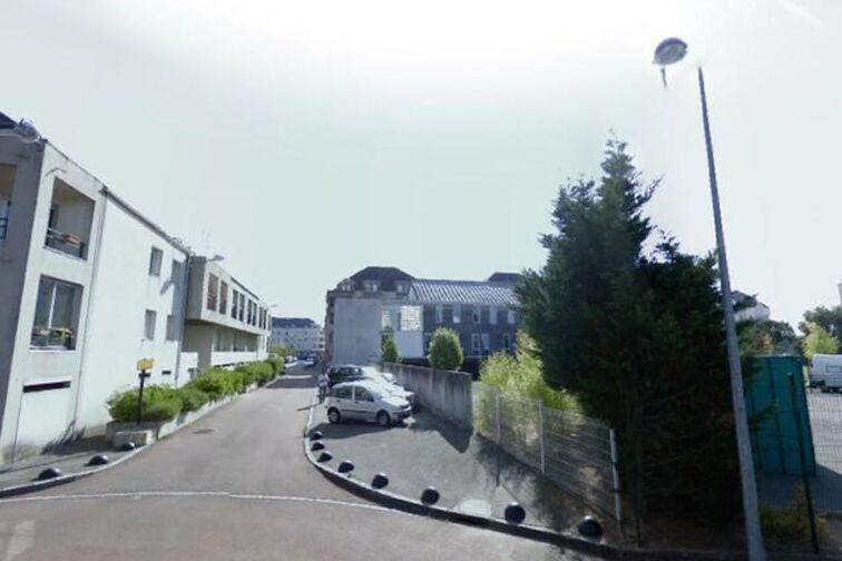 Parking Place de la Guiroué - Nantes gardien