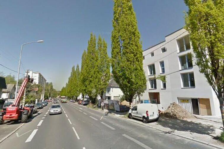 Parking Parc de La Gaudinière - Nantes 200 boulevard Schuman