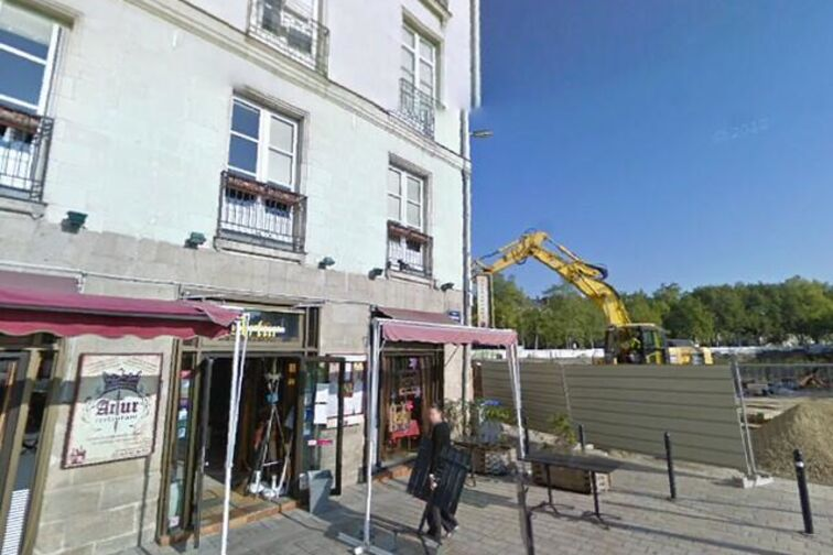 Parking Musée d'histoire de Nantes - Nantes 6 rue de Papay