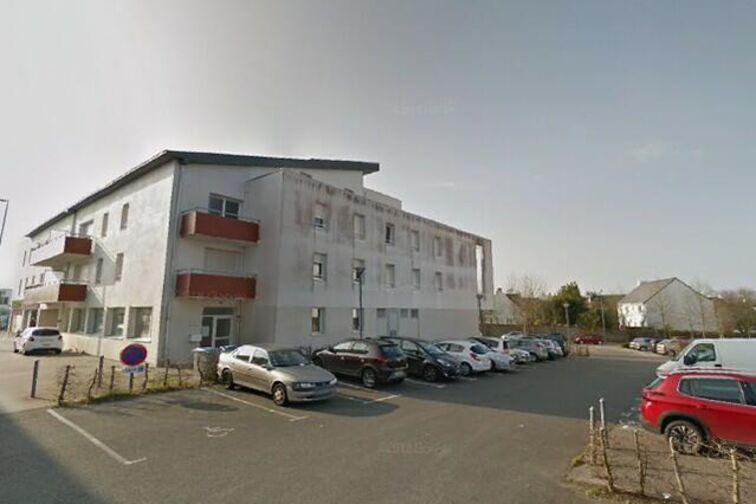 Parking École primaire La Chauvinière - Nantes sécurisé