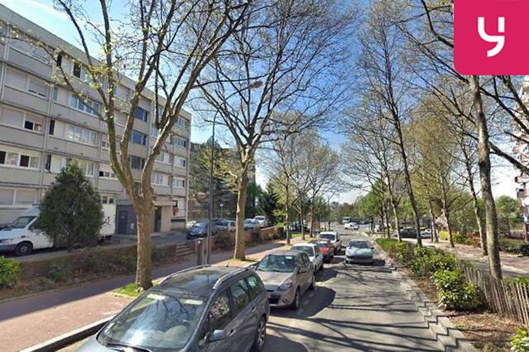 Location parking Château de Saint-Ouen - Rue du Landy - Saint-Ouen