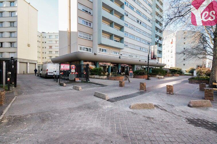 Parking Eglise du Sacré-Cœur - Avenue Michelet - Saint-Ouen gardien