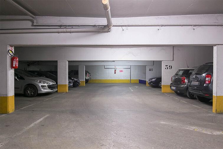 Parking Rue Etienne Dolet - Saint-Ouen location