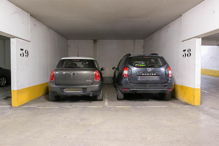 Parking Rue Etienne Dolet - Saint-Ouen 24/24 7/7
