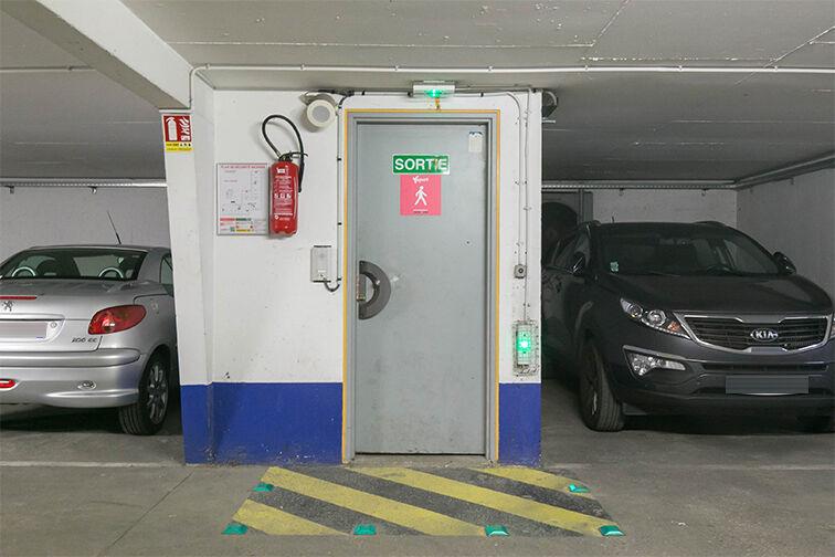 Parking Rue Etienne Dolet - Saint-Ouen 27 rue Etienne Dolet