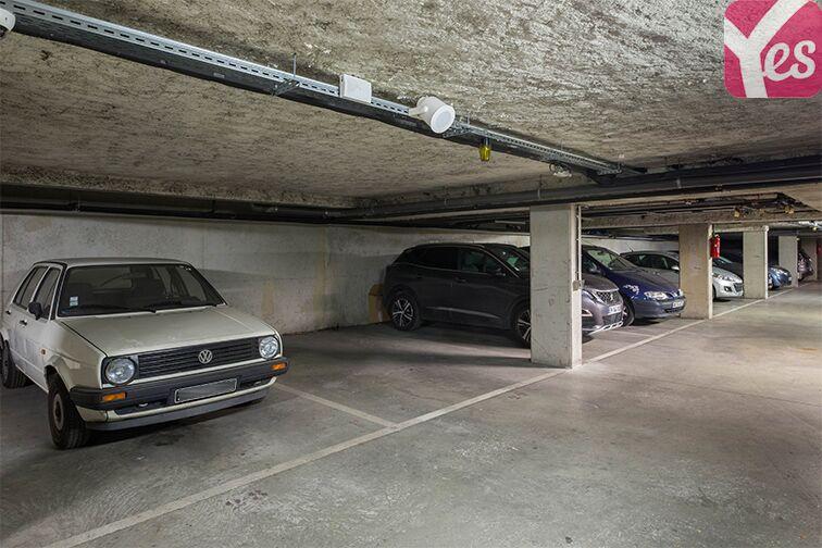 Parking Rue Ambroise Croizat - Saint-Ouen pas cher
