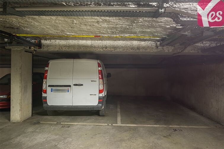 Parking Rue Ambroise Croizat - Saint-Ouen 93400