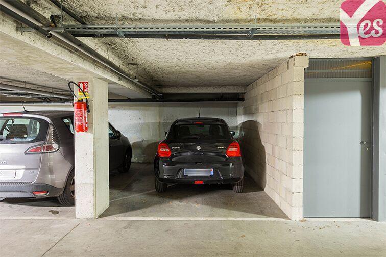 Parking Rue Ambroise Croizat - Saint-Ouen location mensuelle
