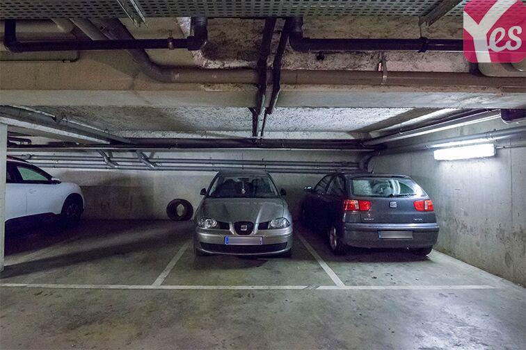 Parking Rue Ambroise Croizat - Saint-Ouen box