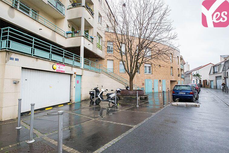 Parking Rue Ambroise Croizat - Saint-Ouen à louer