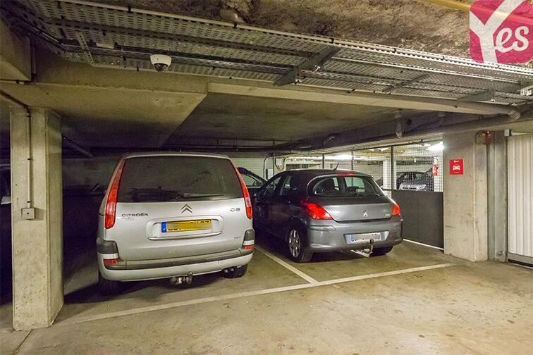 Parking Rue Ambroise Croizat - Saint-Ouen location