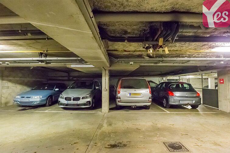Parking Rue Ambroise Croizat - Saint-Ouen en location