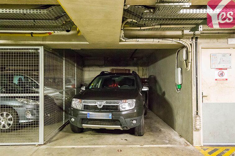 Parking Rue Ambroise Croizat - Saint-Ouen Saint-Ouen