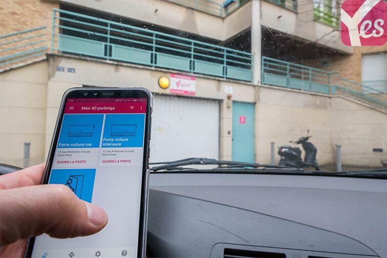location parking Rue Ambroise Croizat - Saint-Ouen