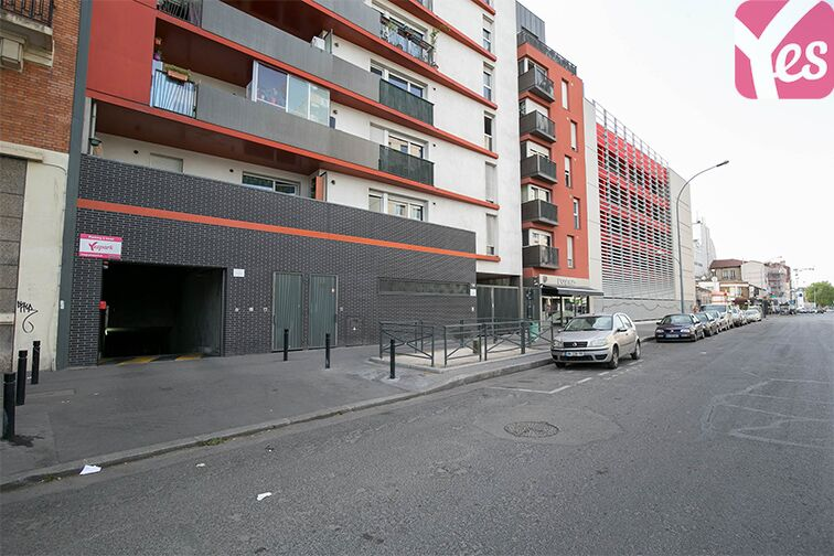 location parking Avenue Michelet - Saint-Ouen