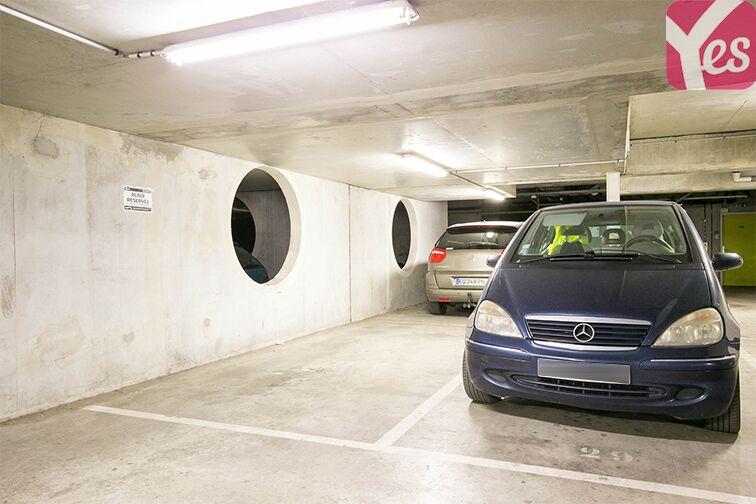Parking Avenue Michelet - Saint-Ouen avis