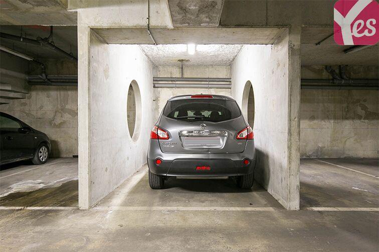 Parking Avenue Michelet - Saint-Ouen gardien