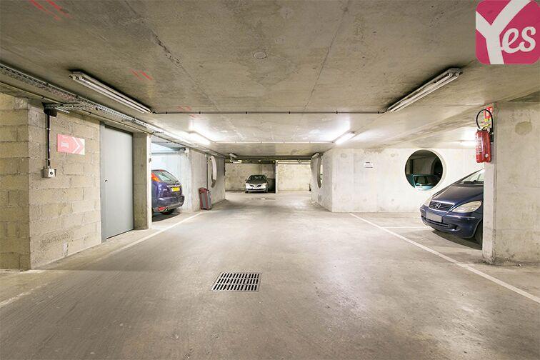 Parking Avenue Michelet - Saint-Ouen box
