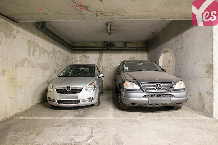 Parking Avenue Michelet - Saint-Ouen location mensuelle