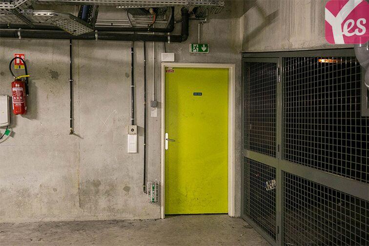Parking Avenue Michelet - Saint-Ouen souterrain