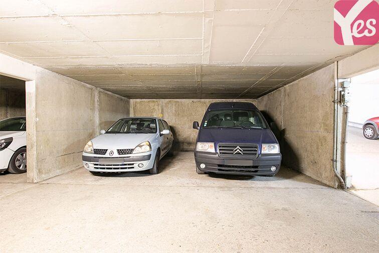 Parking Rue Jules Vallès - Saint-Ouen sécurisé