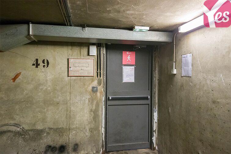 Parking Rue de l'Hermet - Mairie - Saint-Ouen 24/24 7/7