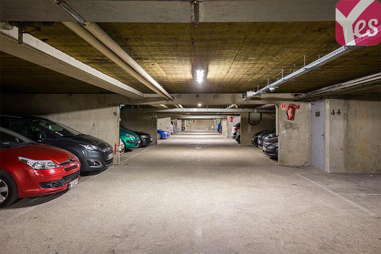 Parking Rue de l'Hermet - Mairie - Saint-Ouen location mensuelle