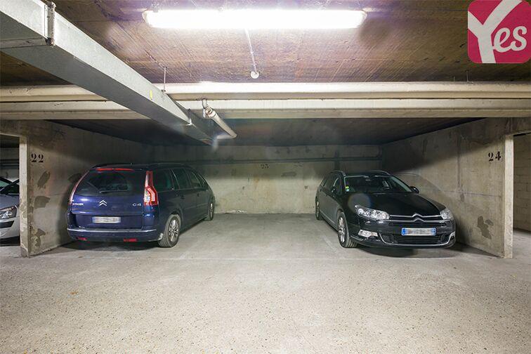 Parking Rue de l'Hermet - Mairie - Saint-Ouen 31 rue de l'Hermet
