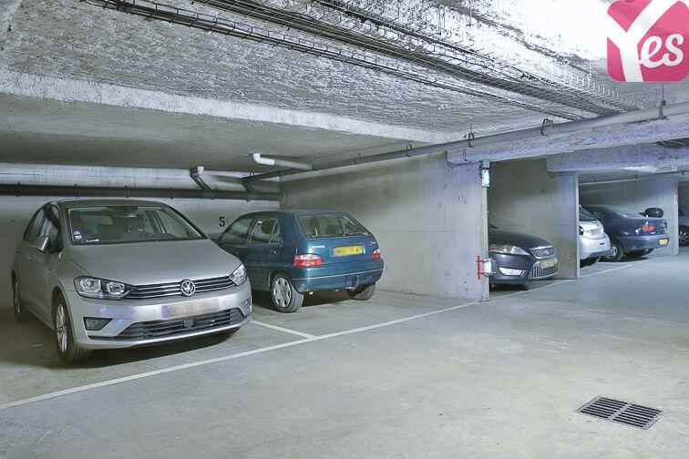 Parking Gare de Saint-Ouen - rue Arago - Saint Ouen pas cher