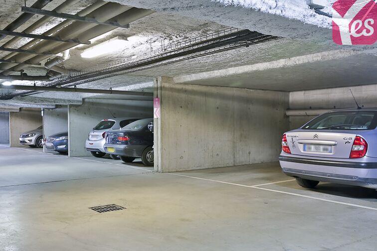 Parking Gare de Saint-Ouen - rue Arago - Saint Ouen en location