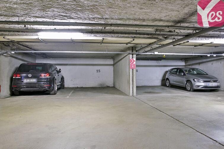 Parking Gare de Saint-Ouen - rue Arago - Saint Ouen sécurisé