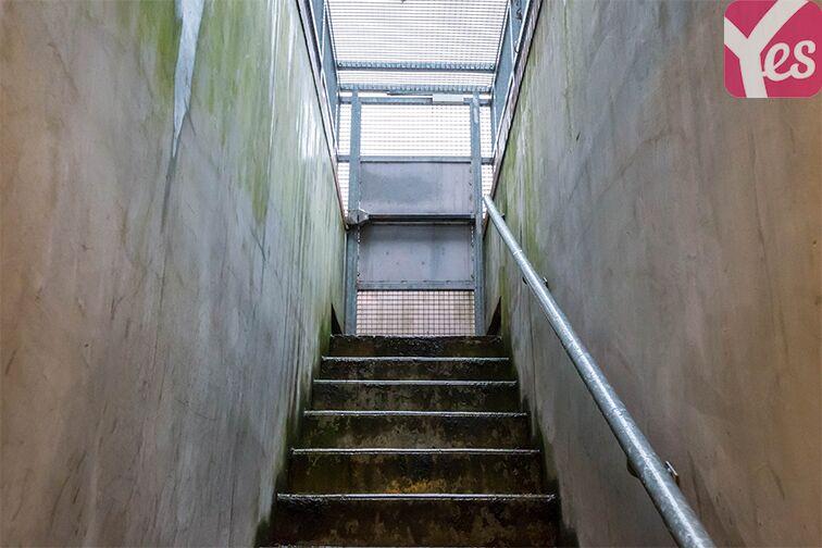 Parking Collège Joséphine Baker - Saint-Ouen souterrain