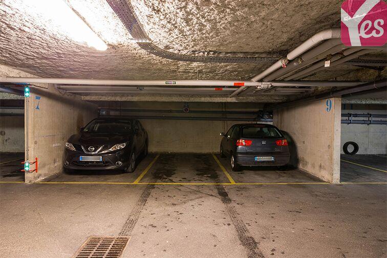 Parking Collège Joséphine Baker - Saint-Ouen Saint-Ouen