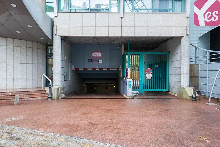 Parking Avenue Gabriel Péri - Saint-Ouen location