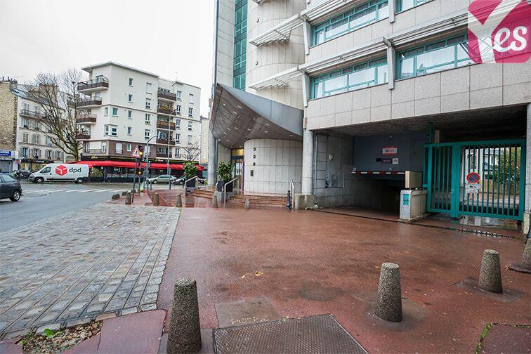Parking Avenue Gabriel Péri - Saint-Ouen gardien