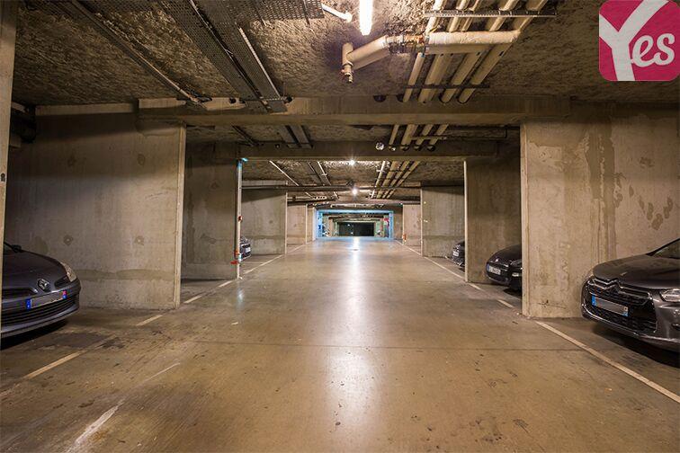 Parking Avenue Gabriel Péri - Saint-Ouen en location