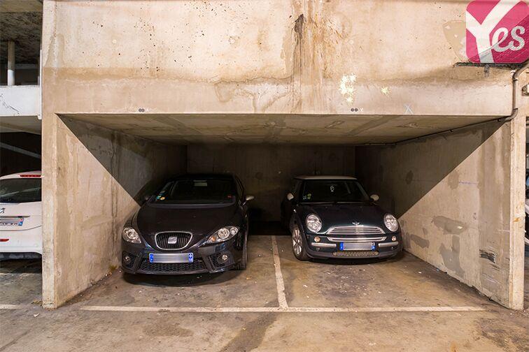 Parking Avenue Gabriel Péri - Saint-Ouen box