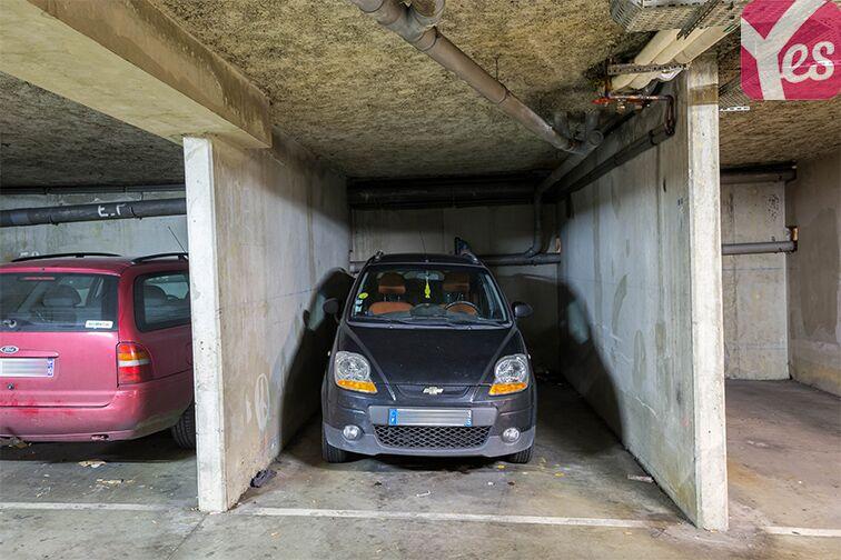 Parking Avenue Gabriel Péri - Saint-Ouen sécurisé