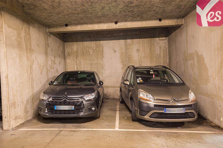 Parking Avenue Gabriel Péri - Saint-Ouen avis